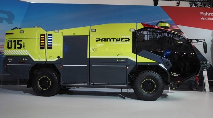 Fire Engines Photos Rosenbauer Panther 4x4