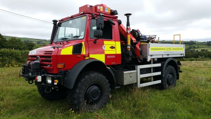 South Wales Large Animal Rescue Unit