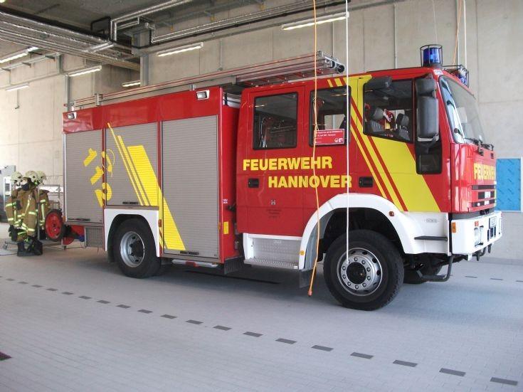 Feuerwehr Hannover LF16