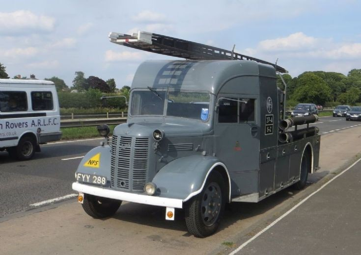 Austin K3 Extra Heavy pump