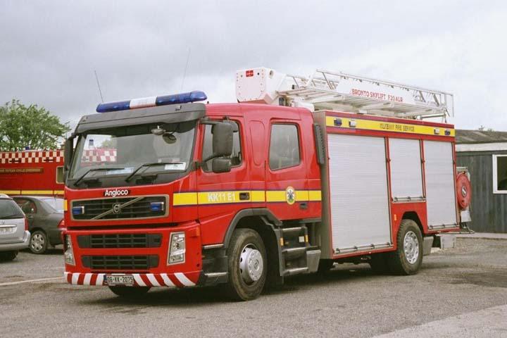 Kilkenny Fire Brigade Volvo FM9 CARP