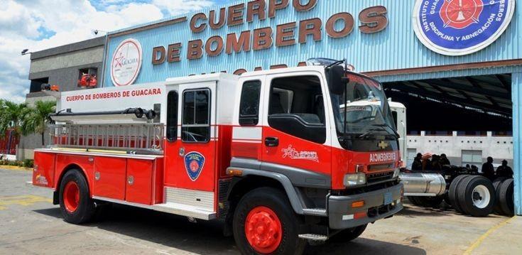 Fire Municipal Corp Guacara, Carabobo State Vzla.