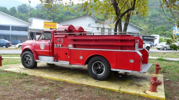 Merida Fire Corp Venezuela.