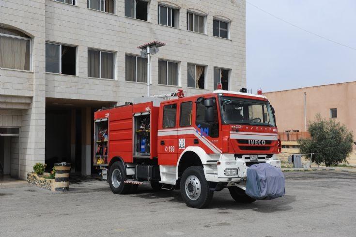 FD Petra / Jordan - Heavy Rescue Pumper