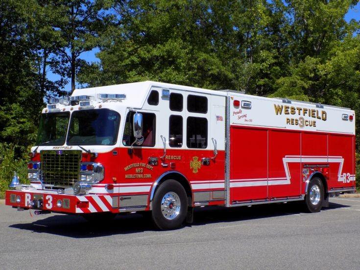 Westfield Rescue 3