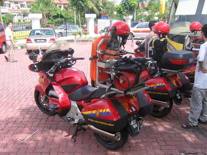 Malaysia Fire Bike 3