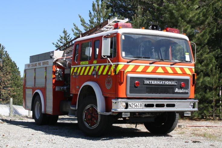 New Zealand International NZ 5618