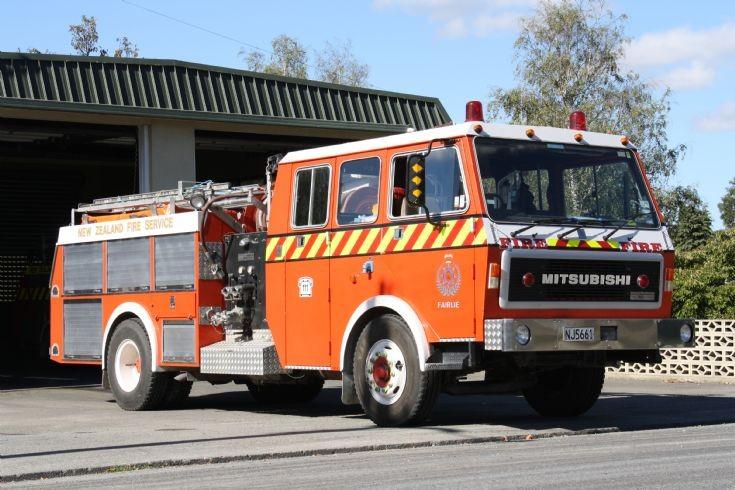 New Zealand Mitsubishi NJ 5661
