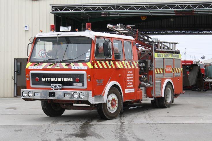 New Zealand Mitsubishi MC 3846