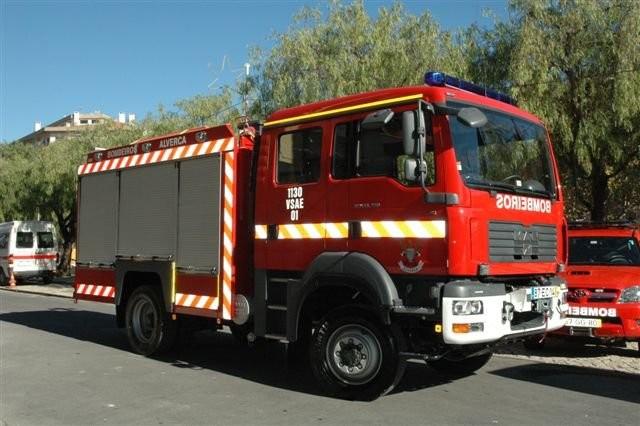 Alverca VFD Extrication Vehicle - Portugal