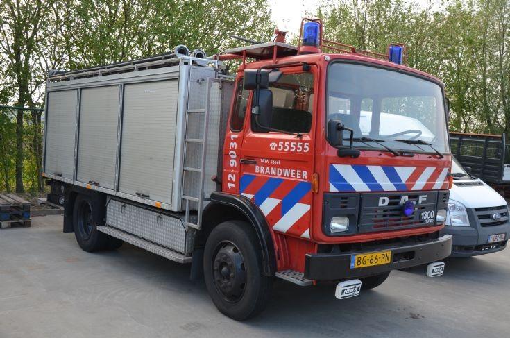 Pumper DAF 1300
