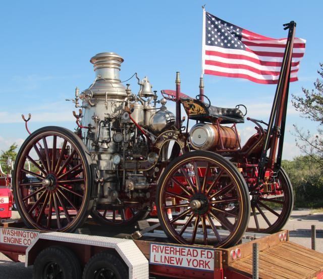1902 Metropolitan Steamer