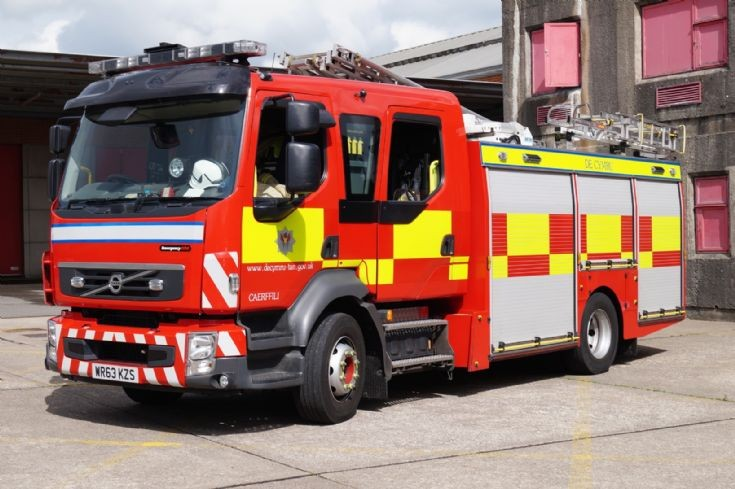 South Wales Volvo/ Emergency One