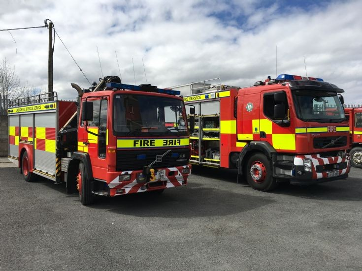Volvo/Browns E.T's, Limerick City and County FRS