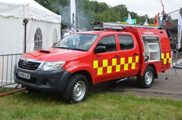 Demo car Coolfire