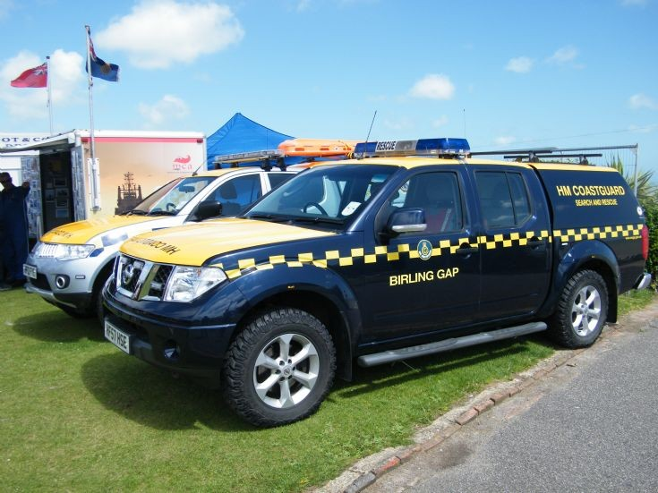 Birling Gap Coastguard (Cliff Rescue)