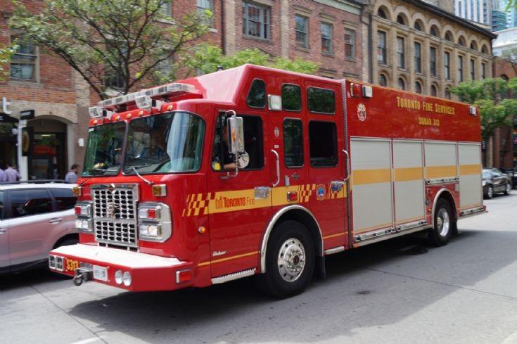 Toronto Fire Squad 313