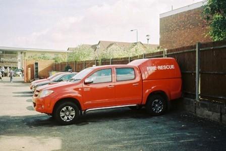Toyota Hilux L4P London FB