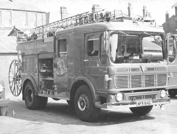 1968 AEC/HCB PE, Blackpool CB FB