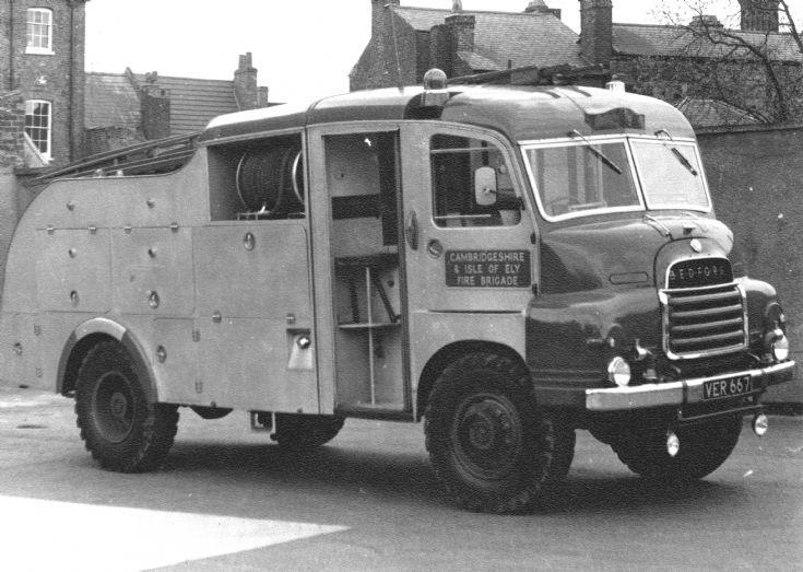 Bedford RL / Wilsdon WrT