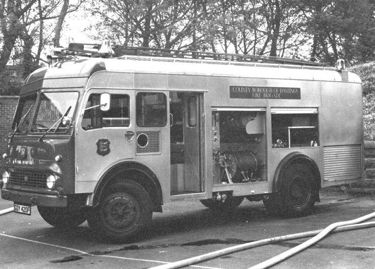 GDY420F  Bedford/HCB PET