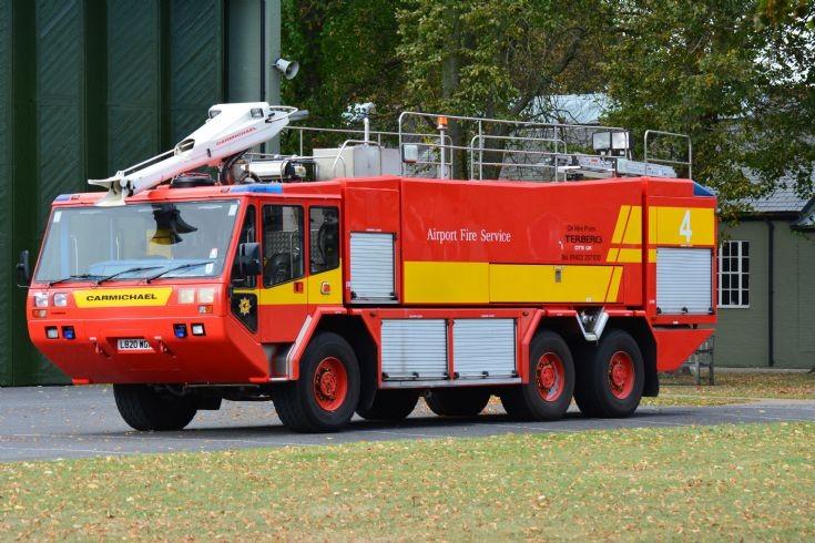 L820WGA Carmichael Cobra, Duxford