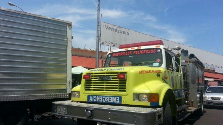 Fire Corp Municipal Maracaibo Venezuela.