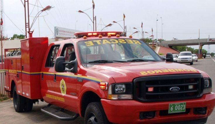 Fire Corp Municipal San Francisco Venezuela