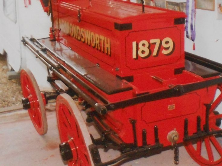 Merryweather Manual Pump 1879