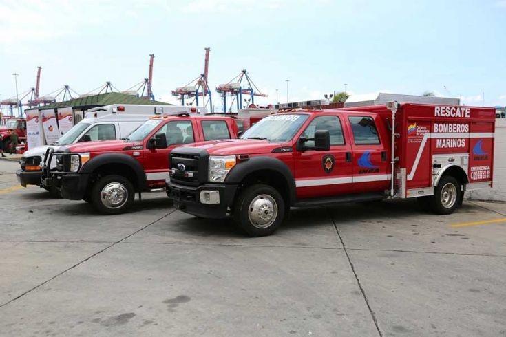 Marine Fire Corp (INEA) Venezuela