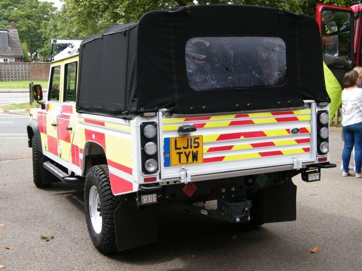 Surrey Land Rover