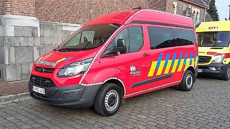 Fire station Sint-Gillis-Waas