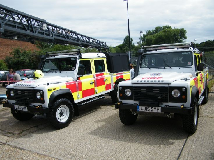 New Surrey Land Rovers
