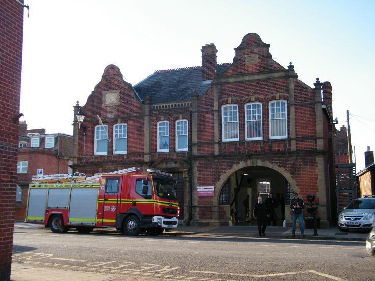 Emsworth Fire Station Hampshire