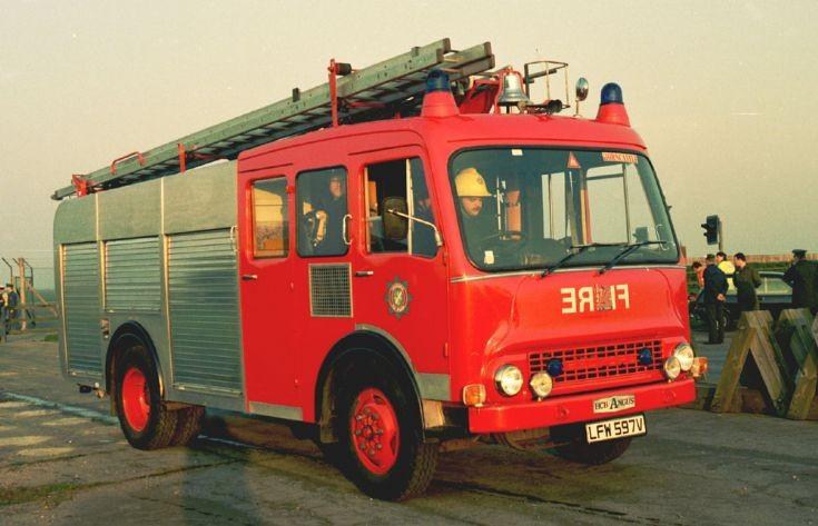 Ex-Horncastle Bedford TK