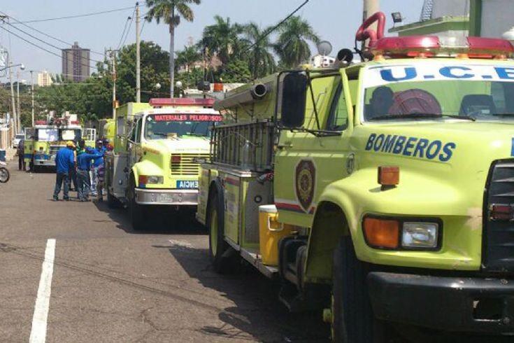 Municipal Fire Corp Maracaibo.