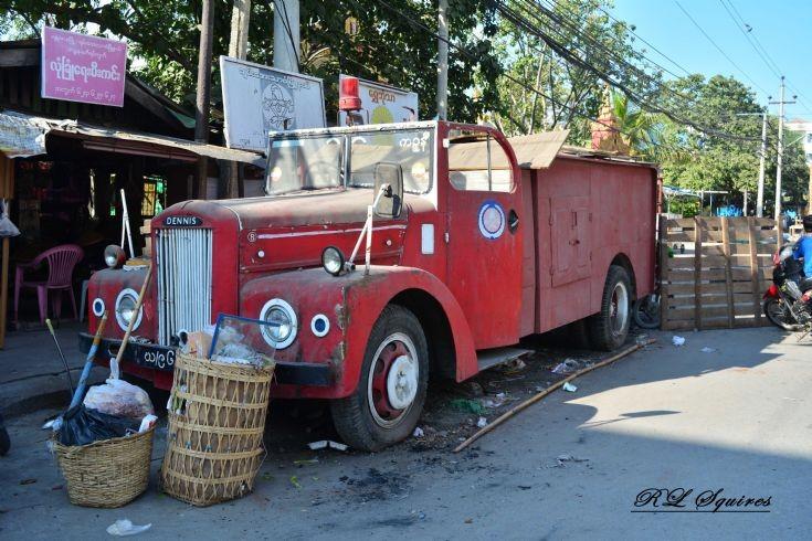 Dennis F2 in Burma (Myanmar)