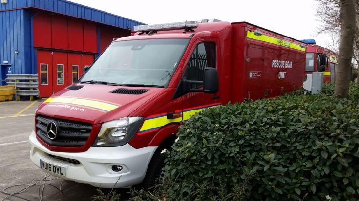 Avon new Rescue Boat Unit