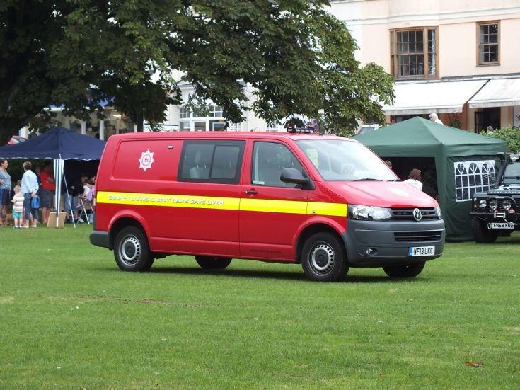 Devon and Somerset VW