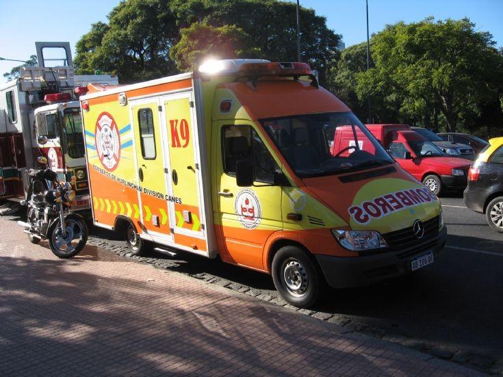 Bomberos Voluntarios Hurlingham - Argentina