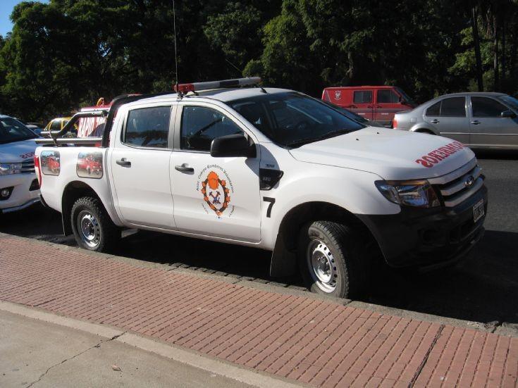 Bomberos Voluntarios Caleufu - Argentina