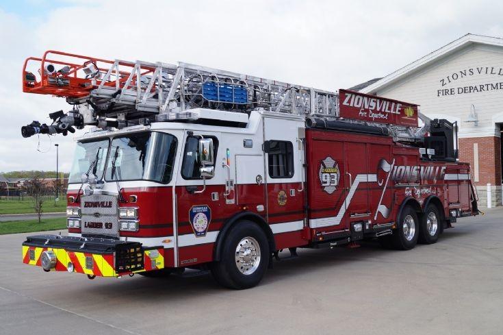 Zionsville Ladder 93