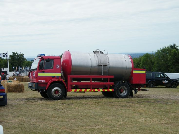 ERF Water Carrier (Goodwood Fire Cover)