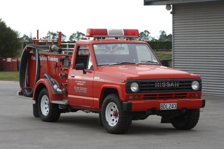 New Zealand Nissan - BDL243