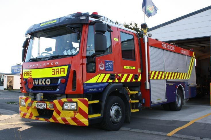 New Zealand Iveco - HMQ32