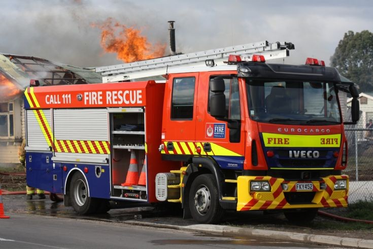 New Zealand Iveco - FKY452