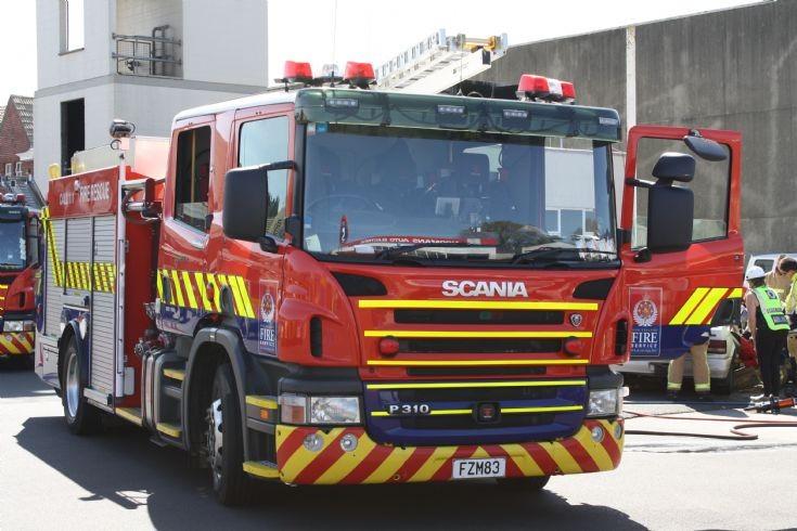 New Zealand Scania - FZM83