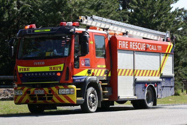 New Zealand Iveco - EHE573