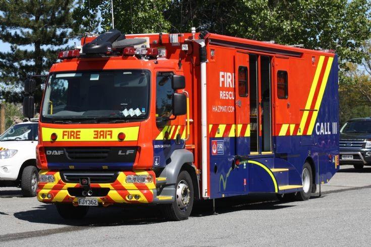 New Zealand LDV - FJY362