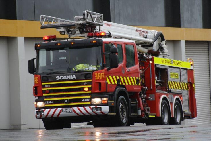 New Zealand Scania - DJD131